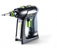 Festool Accu boormachine en schroefmachine C 18 Li-ion basic