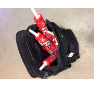 Griffon PolyMax 12x high tack express - wit - 12 stuks in toolbag - Met gratis Rugtas