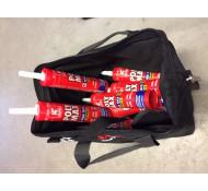Griffon PolyMax 12x high tack express - wit - 12 stuks in toolbag - Met gratis Skil Werktas