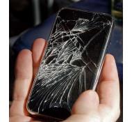 Glas vervangen van Procom master 2 smartphone werktelefoon