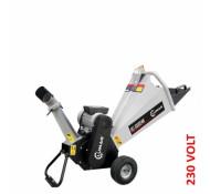 Lumag hakselaar HC10E-NL met 2200W / 230V MOTOR
