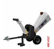 Lumag hakselaar HC15E-NL met 5500W / 400V KRACHTSTROOM MOTOR