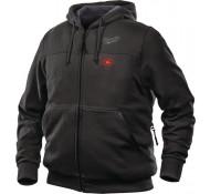 Milwaukee verwarmde hoodie zwart