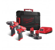Milwaukee M12 FUEL™ powerpack M12 FPP2AQ-402X - 4933464975