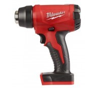 Milwaukee M18 BHG-0 heteluchtpistool
