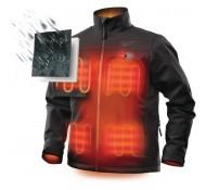 Milwaukee verwarmde jas - Maat: L - M12HJ BL4