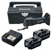 Panasonic Multitool EY46A5LJ2G met systainer, 2x accu en lader