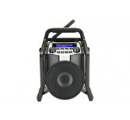 Perfectpro Werkradio Powerplayer DAB+ 25watt output
