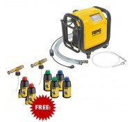 Rems Multi-Push SLW Set Elektronische spoel- en afpersunit met olievrije compressor met START set TW-H