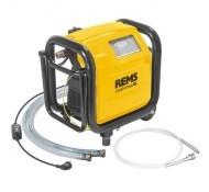 Rems Multi-Push SL Set Elektronische spoel- en afpersunit met olievrije compressor.