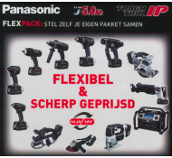 Panasonic Flexpack 5D