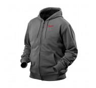Milwaukee verwarmde hoodie - grijs