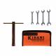 Kibani GTT6501 grondfrees 6.5 pk
